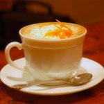 Кофе с цитрусами и корицей